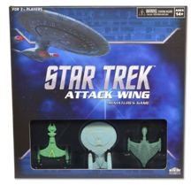 Star Trek Attack Wing: Miniatures Game: Starter Set - USED - By Seller No: 15183 Steven Smith