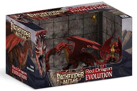 Pathfinder Battles: Red Dragon Evolution
