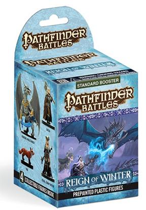 Pathfinder Battles: Reign of Winter Standard Booster
