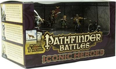 Pathfinder Battles: Iconic Heroes Box Set 6