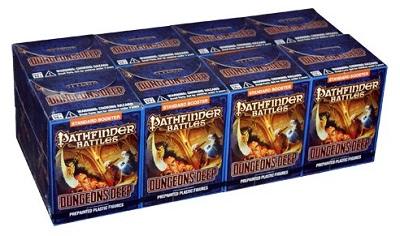 Pathfinder Battles: Dungeons Deep Standard Booster