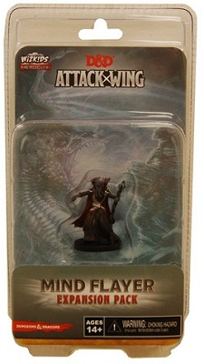 Dungeons and Dragons Attack Wing: Wave Eight: Mind Flayer Expansion Pack