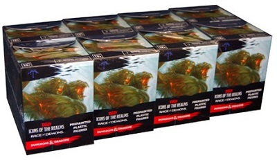 Dungeons and Dragons: Icons of the Realms: Rage of Demons Booster