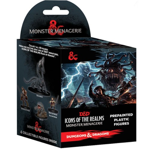 Dungeons and Dragons: Icons of the Realms: Monster Menagerie Booster