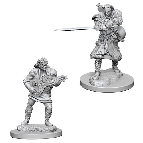 Dungeons and Dragons Nolzurs Marvelous Unpainted Minis: Human Male Bard