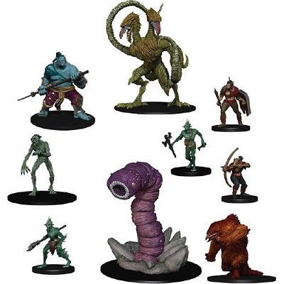 Dungeons and Dragons: Icons of the Realms: Classic Creatures Box Set