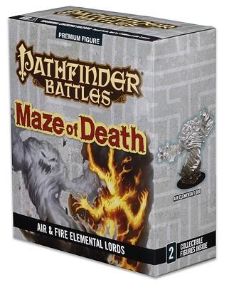Pathfinder Battles: Maze of Death Booster Box