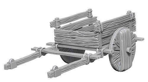 Wizkids Deep Cuts: 2 Wheel Cart