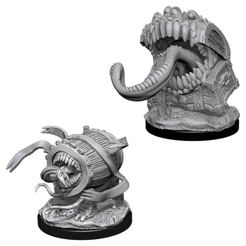 Dungeons and Dragons Nolzurs Marvelous Unpainted Minis: Mimics