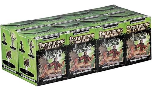 Pathfinder Battles: Jungle of Despair Booster