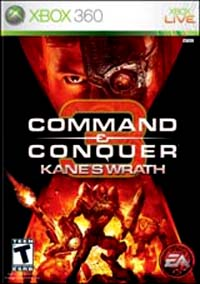 Command and Conquer 3: Kane's Wrath - XBOX360