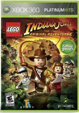 LEGO: Indiana Jones: The Original Adventures with Kung Fu Panda - XBOX 360