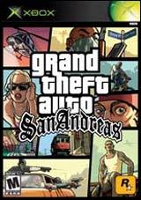Grand Theft Auto: SanAndreas - XBOX