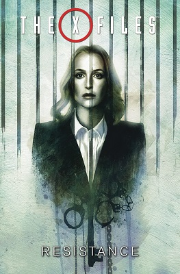 The X-Files: Volume 4 TP (2016 Series)