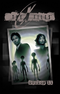The X-Files: Complete Season 11 TP