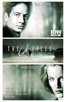 The X-Files: Season 11 (2015) Complete Bundle - Used