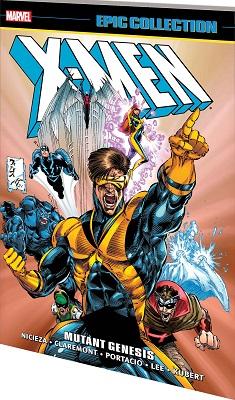 X-Men: Epic Collection: Mutant Genesis TP