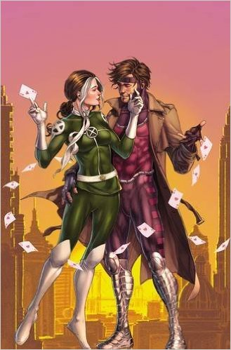 X-Men: Gambit and Rogue TP