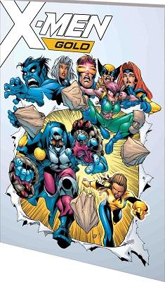 X-Men: Gold: Volume 0: Homecoming TP