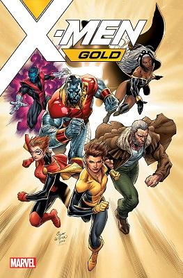 X-Men: Gold: Volume 1: Back to the Basics TP