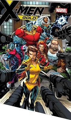 X-Men: Gold: Volume 2: Evil Empires TP
