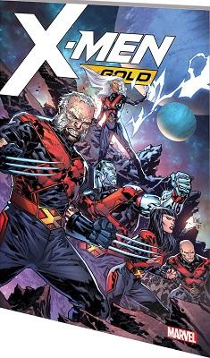 X-Men: Gold: Volume 4: Negative War Zone TP