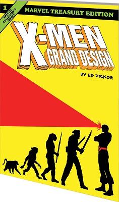 X-Men: Grand Design TP