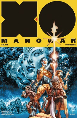 X-O Manowar: Volume 1: Soldier TP (2017 Series)
