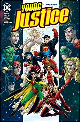 Young Justice: Book 1 TP