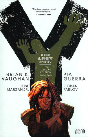 Y: The Last Man: Deluxe Edition: Book 2 TP
