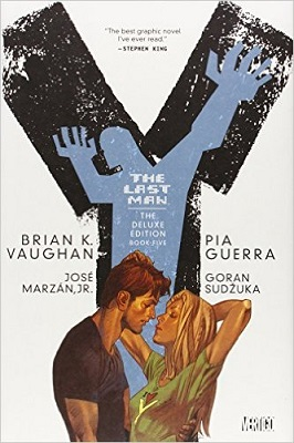 Y: The Last Man: Deluxe Edition: Book 5 TP