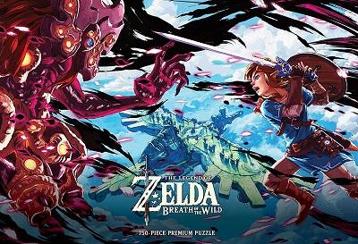 Puzzle: Zelda: Scourge Van Medoh (Breath of the Wild)