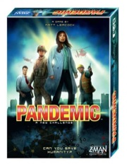 Pandemic - 2013 Edition - Rental