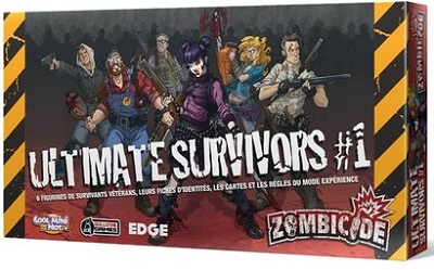 Zombicide: Ultimate Survivors 1