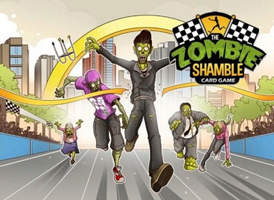 Zombie Shamble Card Game