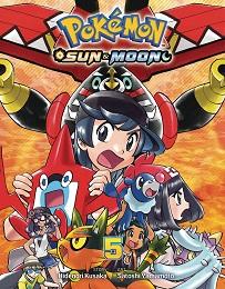 Pokemon Sun and Moon Volume 5 TP
