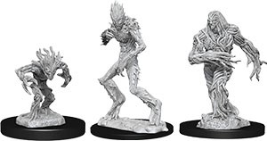 Dungeons and Dragons Nolzurs Marvelous Unpainted Minis: Blights