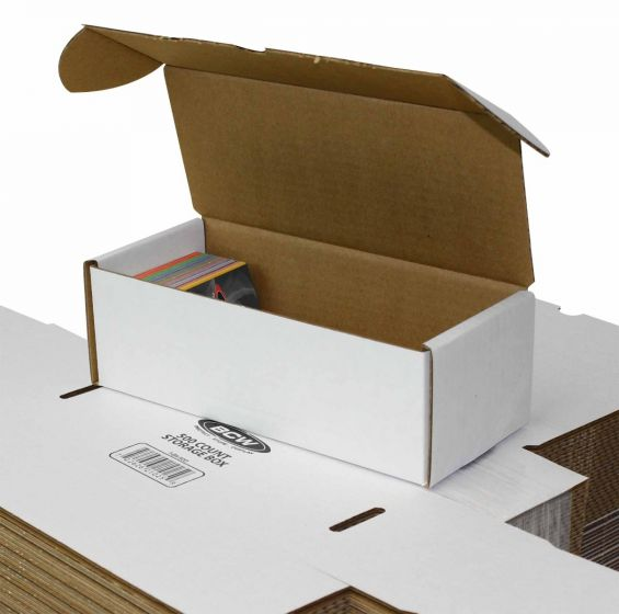 Card Box for 500 cards