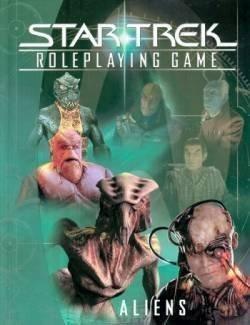 Star Trek RPG: Aliens - Used
