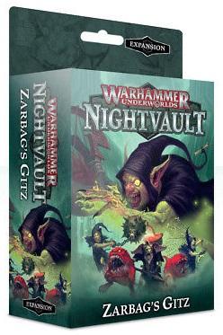 Warhammer Underworlds: Zarbags Gitz 110-36-60