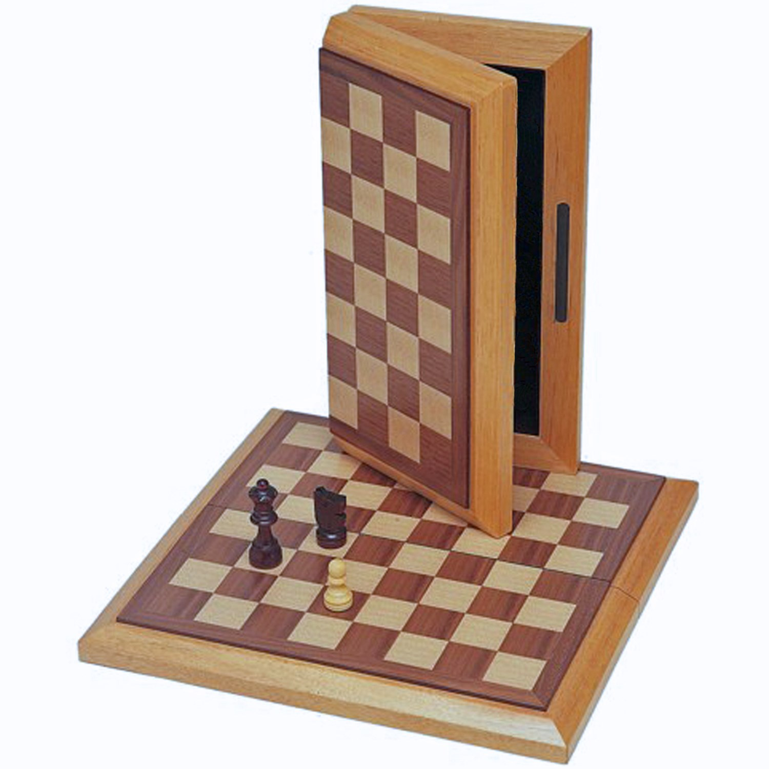 Classic Folding Chess Set (10.75 Inches)
