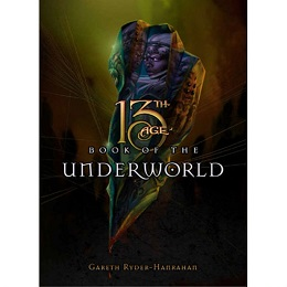 13th Age Role Playing: Book of the Underworld