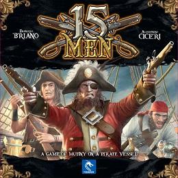 15 Men Board Game