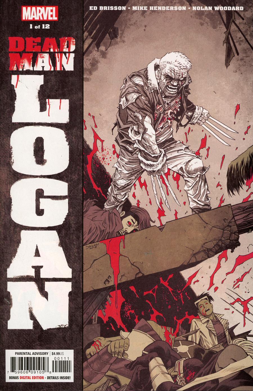 Dead Man Logan No. 1 (1 of 12) (2018 Series)