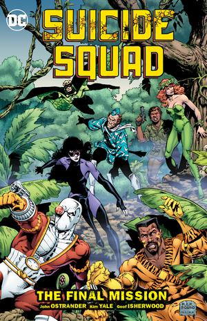 Suicide Squad: Volume 8: The Final Mission TP