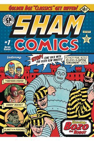 Sham no. 1 (2019 Series) (MR)