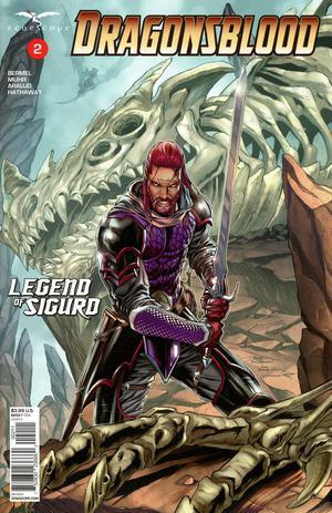 Dragonsblood no. 2 (2 of 4) (2019 Series)