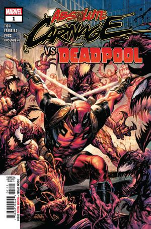 Absolute Carnage vs Deadpool no. 1 (1 of 3) (2019 Series)