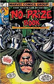 Marvel No-Prize Book (1982) - Used