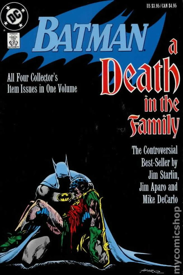 Batman: A Death in the Family (1988) (One Shot) - Used